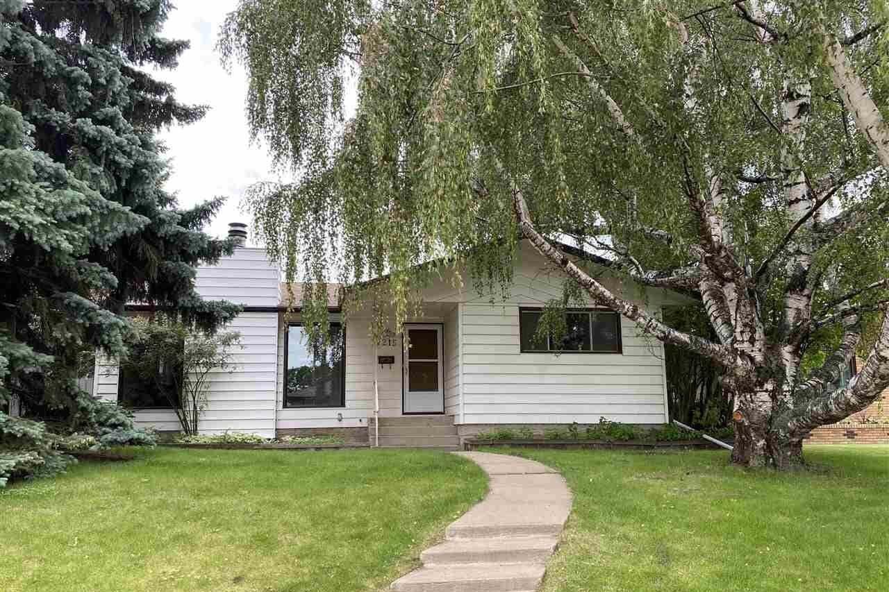 House for sale at 7215 99 Av NW Edmonton Alberta - MLS: E4205199