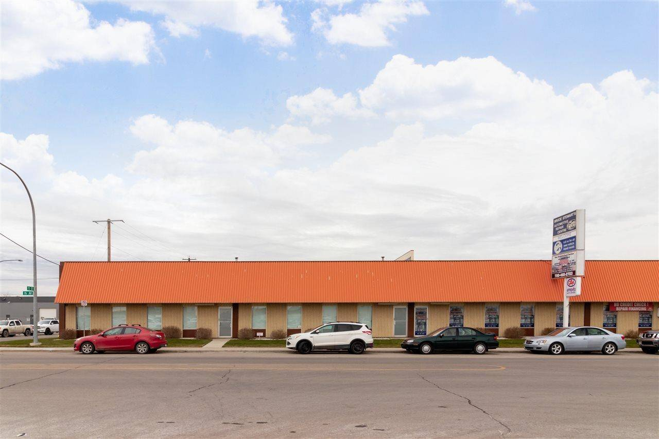 Commercial property for lease at 7216 76 Ave Nw Edmonton Alberta - MLS: E4180198