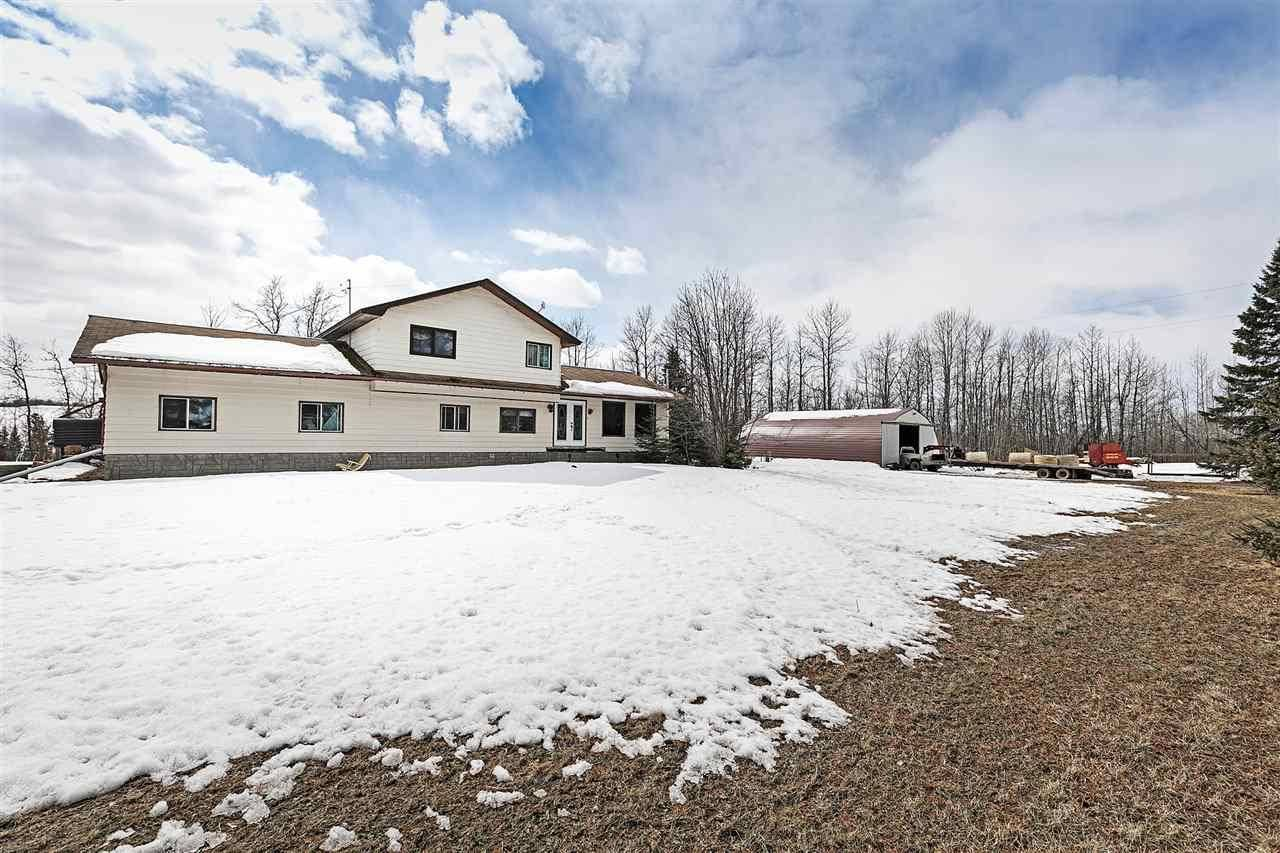House for sale at 7219 Twp  Rural Lac Ste. Anne County Alberta - MLS: E4193993