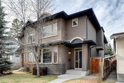 Townhouse for sale at 722 19 Ave Northwest Calgary Alberta - MLS: C4294857