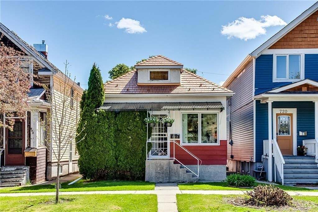 House for sale at 722 4a St NW Sunnyside, Calgary Alberta - MLS: C4297274