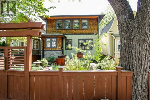 House for sale at 722 4th Ave N Saskatoon Saskatchewan - MLS: SK773069