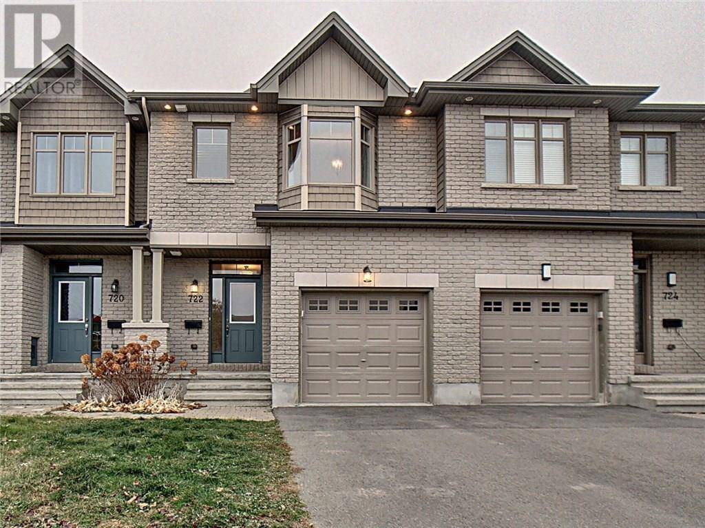 Townhouse for sale at 722 Brian Good Ave Manotick Ontario - MLS: 1175498