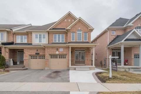 Townhouse for sale at 722 Megson Terr Milton Ontario - MLS: W4720216