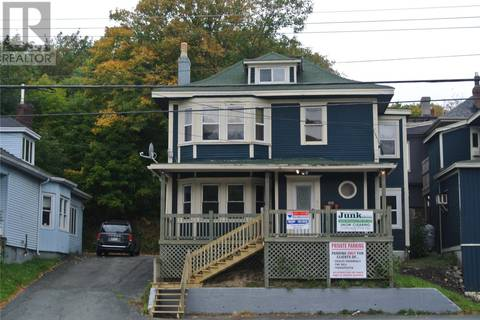 Commercial property for sale at 722 Water St St. John's Newfoundland - MLS: 1195980