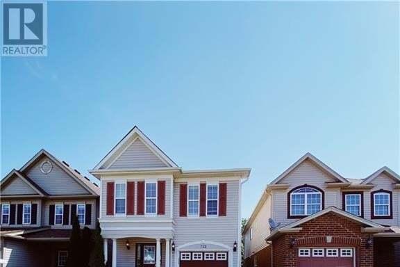 House for sale at 722 Zermatt Dr Waterloo Ontario - MLS: 271719