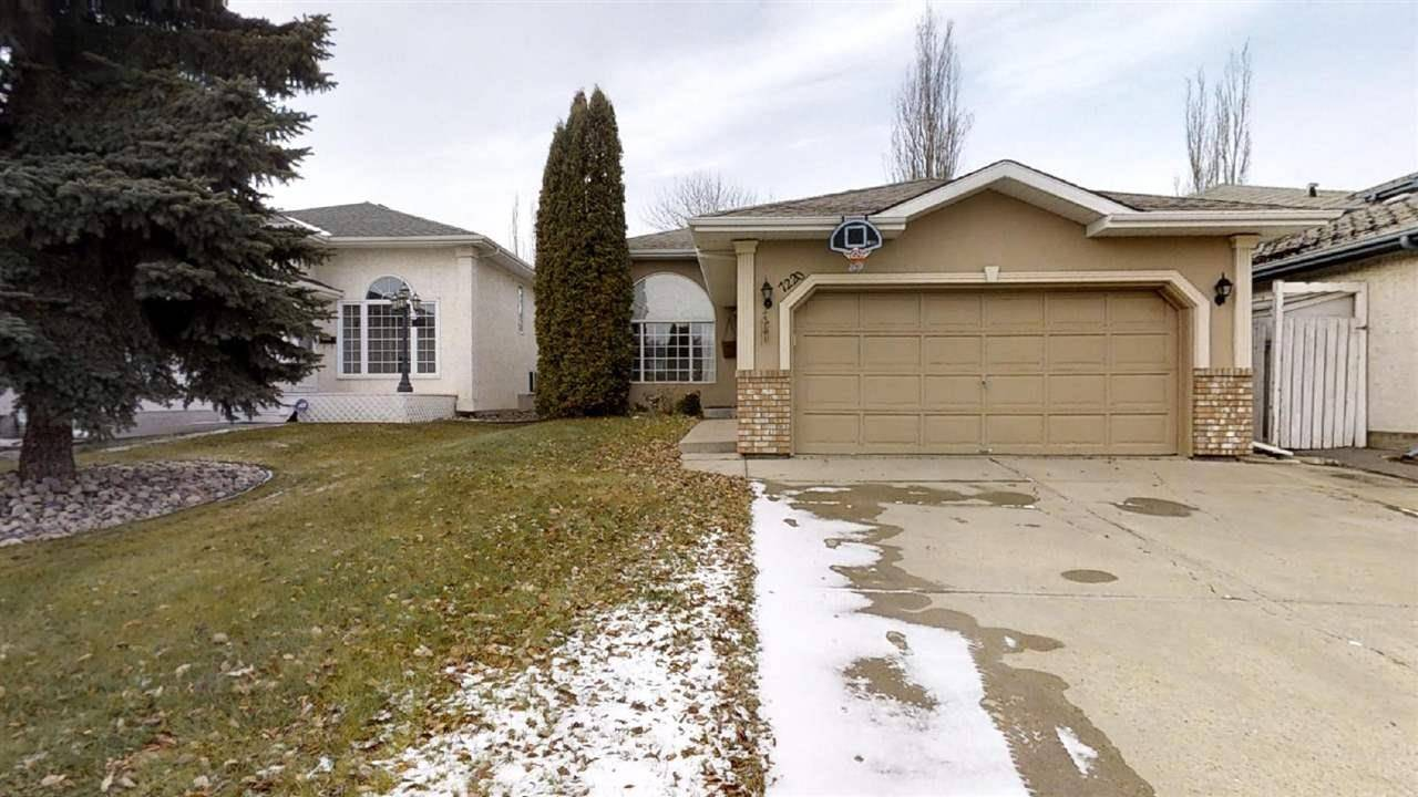 House for sale at 7220 189 St Nw Edmonton Alberta - MLS: E4178543