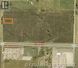 Residential property for sale at 722025 Range Road 52  Grande Prairie, County Of Alberta - MLS: GP213657
