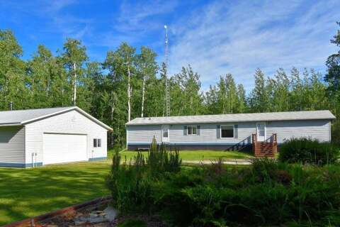 House for sale at 722043 Rr 113  Rg Beaverlodge Alberta - MLS: A1007091