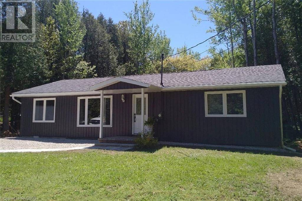 House for sale at 7221 Highway 6 Hy Tobermory Ontario - MLS: 254912