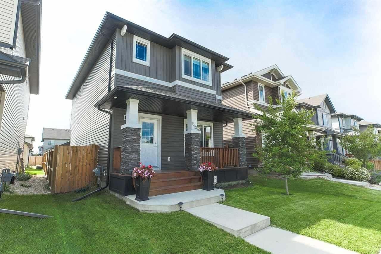 House for sale at 7222 Armour Cr SW Edmonton Alberta - MLS: E4198189