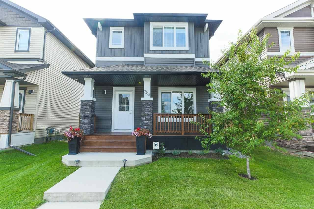 House for sale at 7222 Armour Cres Sw Edmonton Alberta - MLS: E4185914