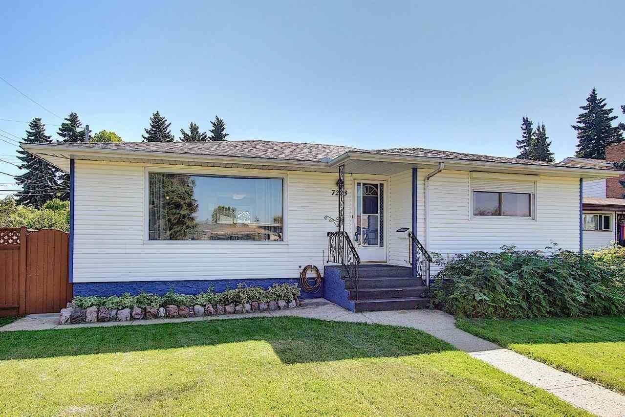 House for sale at 7223 91 Av NW Edmonton Alberta - MLS: E4210764