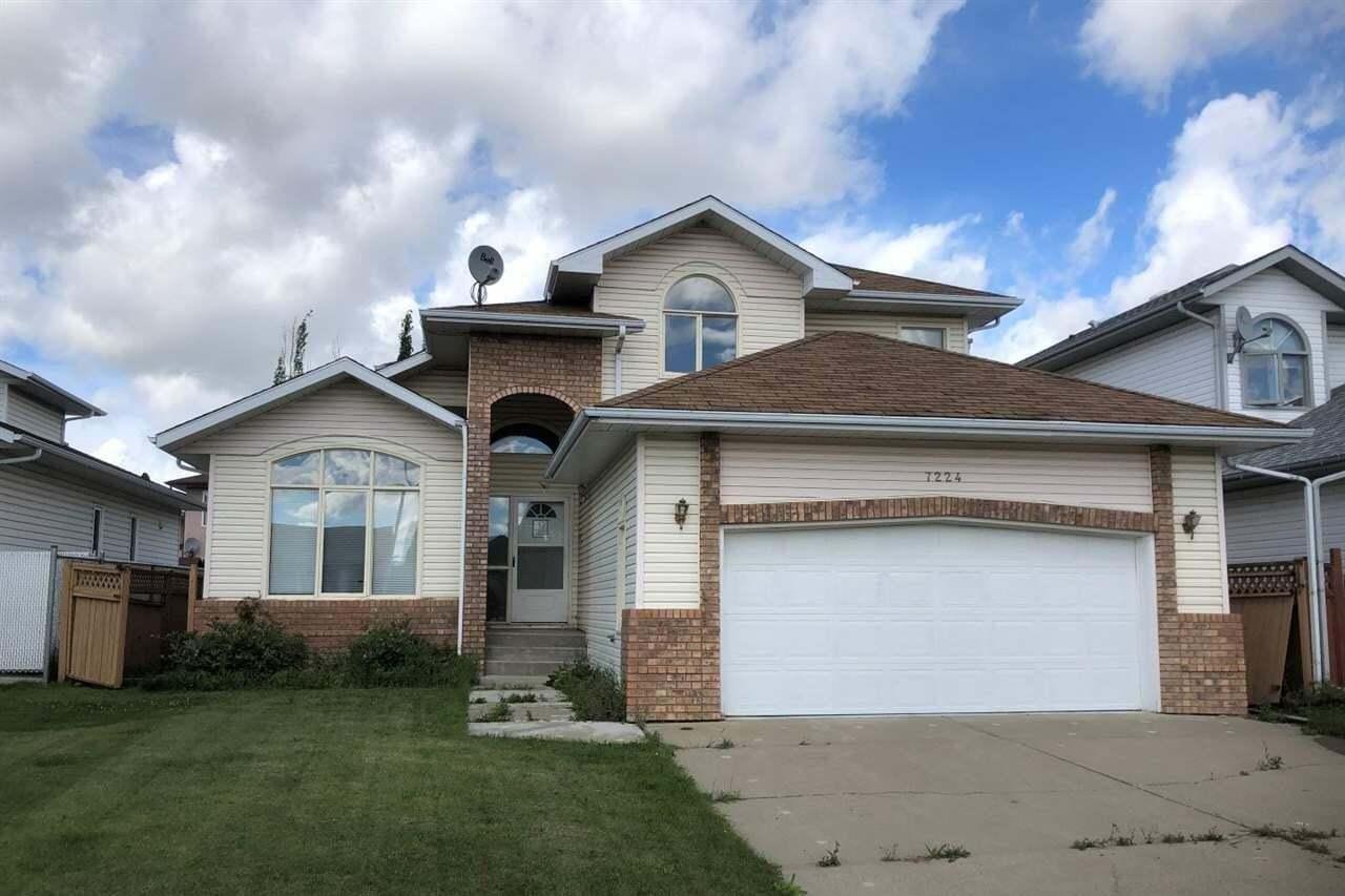 House for sale at 7224 158 Av NW Edmonton Alberta - MLS: E4215400