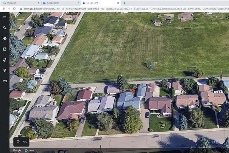 House for sale at 7224 95 Av NW Edmonton Alberta - MLS: E4208228