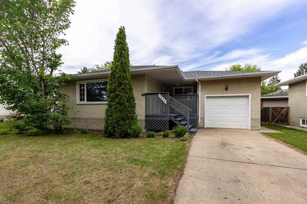 For Sale: 7224 98a Avenue, Edmonton, AB | 3 Bed, 2 Bath House for $379,000. See 19 photos!