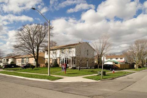 Townhouse for sale at 7225 Lancaster Ave Mississauga Ontario - MLS: W4426982
