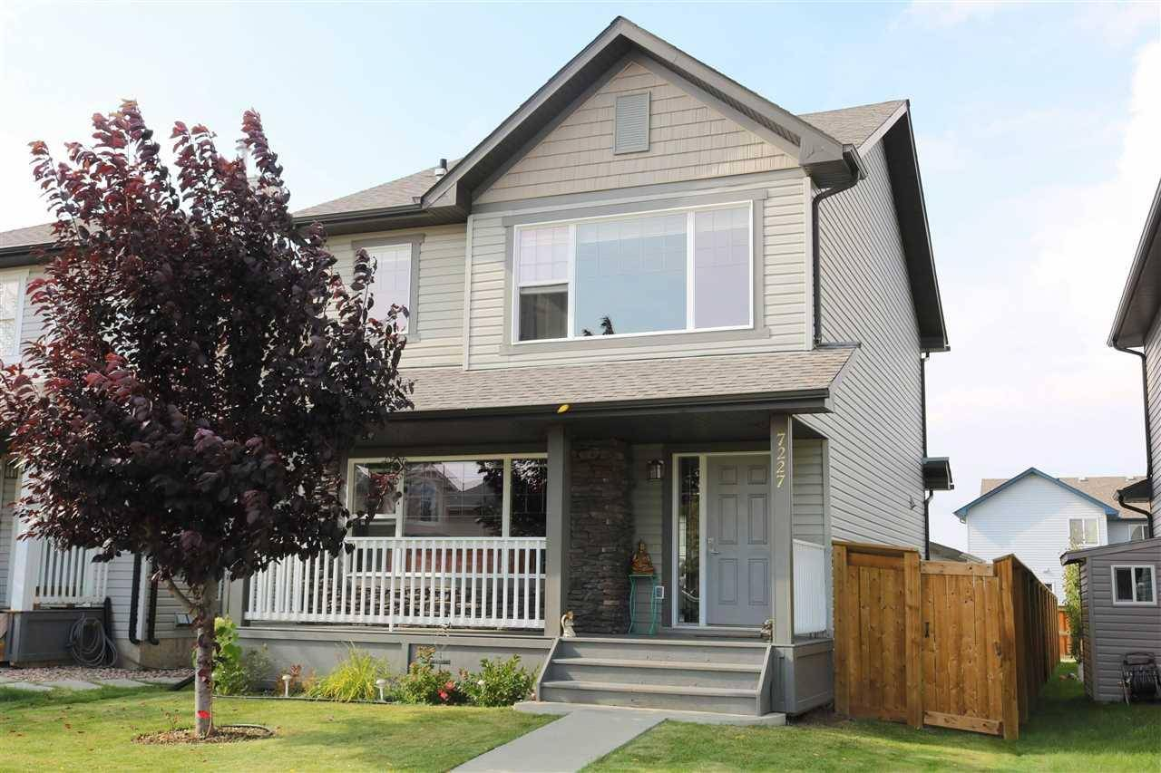 House for sale at 7227 South Terwillegar Dr Nw Edmonton Alberta - MLS: E4173808