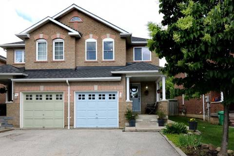 Townhouse for sale at 7228 Frontier Ridge  Mississauga Ontario - MLS: W4498462