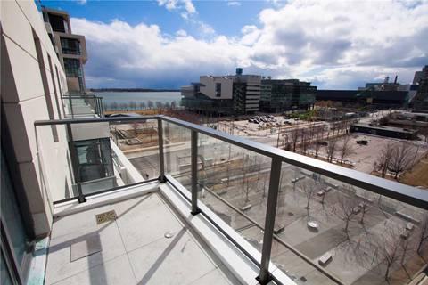 Apartment for rent at 12 Bonnycastle St Unit 723 Toronto Ontario - MLS: C4387129