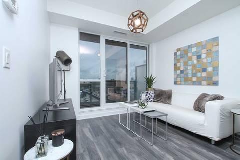 Apartment for rent at 170 Sumach St Unit 723 Toronto Ontario - MLS: C4608565
