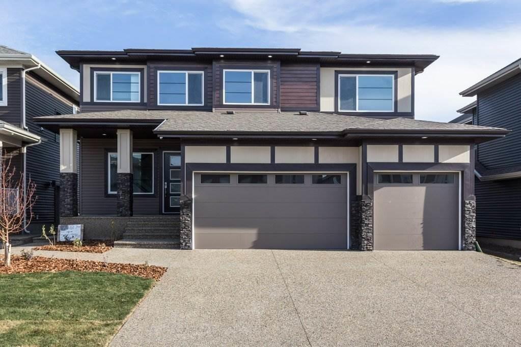 House for sale at 723 180 St SW Edmonton Alberta - MLS: E4205327