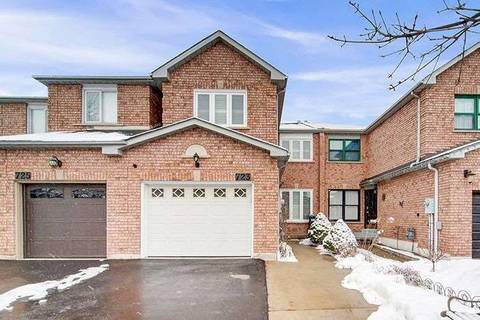 Townhouse for sale at 723 Ashprior Ave Mississauga Ontario - MLS: W4693010