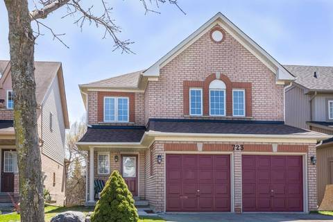 House for sale at 723 Brasswinds Tr Oshawa Ontario - MLS: E4441073