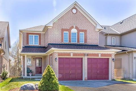 House for sale at 723 Brasswinds Tr Oshawa Ontario - MLS: E4542993