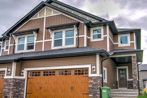 Townhouse for sale at 723 Edgefield Cres Strathmore Alberta - MLS: C4272462