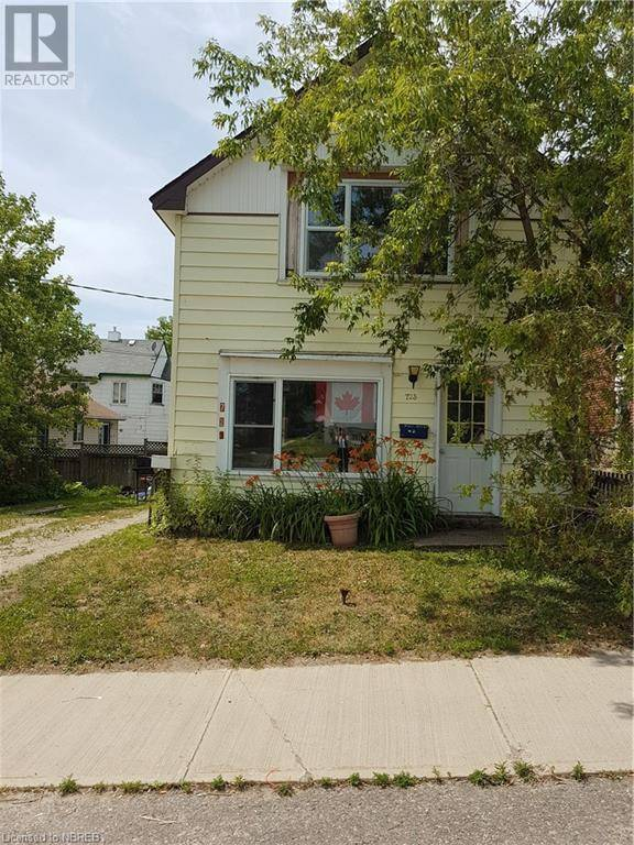 House for sale at 723 Galt St North Bay Ontario - MLS: 240522