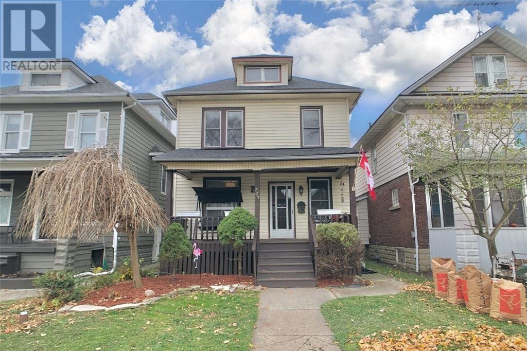 House for sale at 723 Hall  Windsor Ontario - MLS: 20015764
