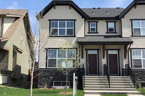 Townhouse for sale at 723 Mahogany Blvd Se Mahogany, Calgary Alberta - MLS: C4198968