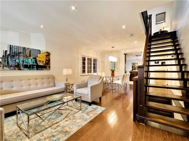 For Sale: 723 St Clarens Avenue, Toronto, ON   4 Bed, 5 Bath House for $1,499,000. See 20 photos!