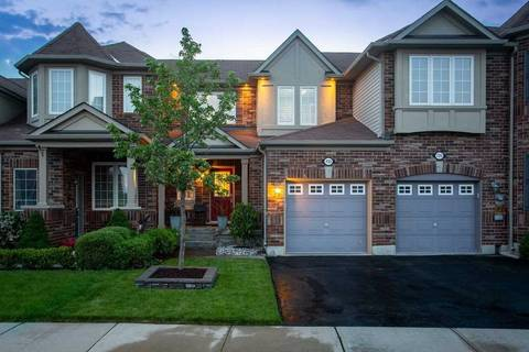 Townhouse for sale at 723 Yates Dr Milton Ontario - MLS: W4506315