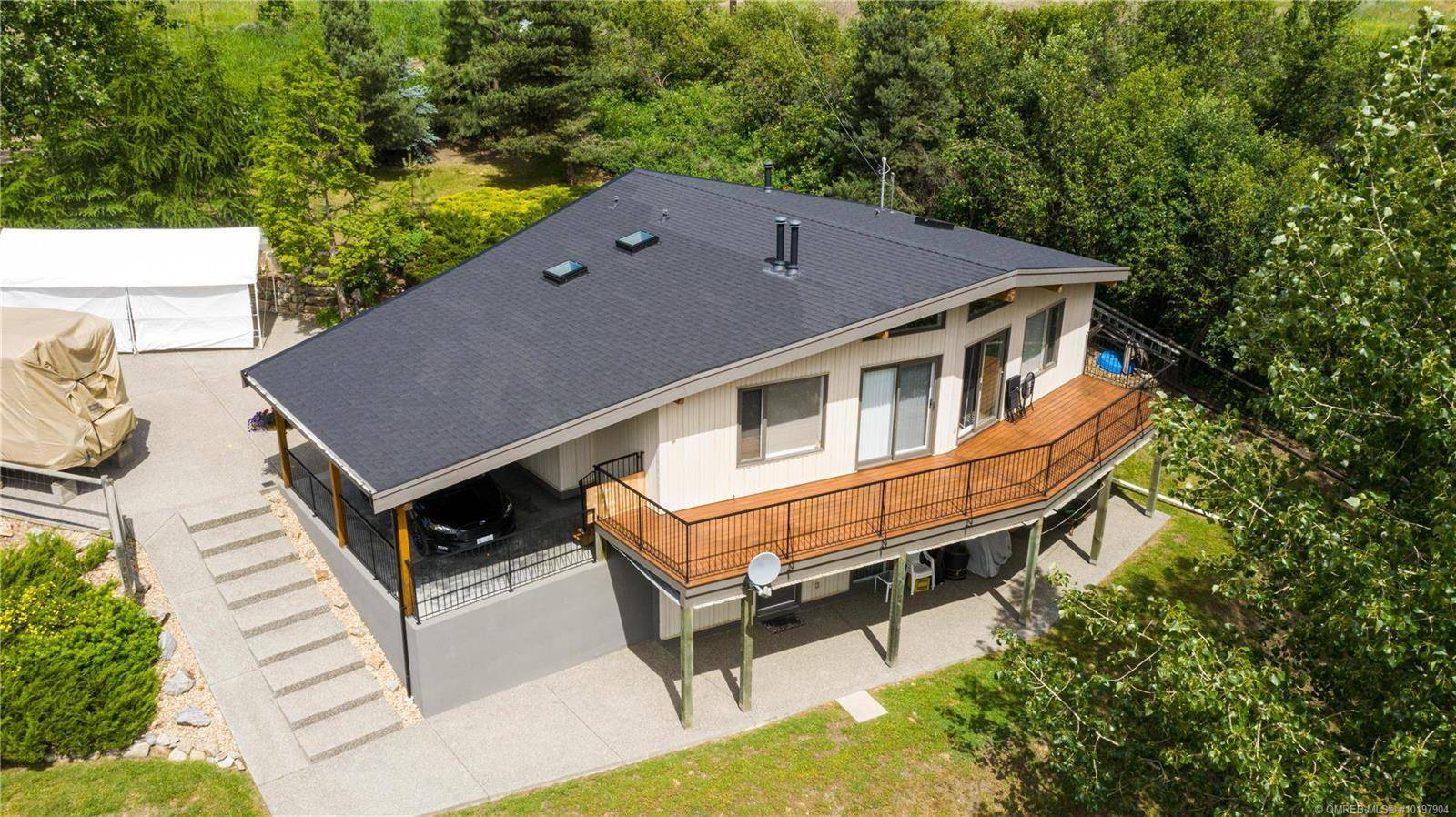 House for sale at 7235 Hitchcock Rd Vernon British Columbia - MLS: 10197904