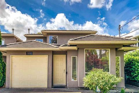 Townhouse for sale at 7237 Sussex Ave Burnaby British Columbia - MLS: R2377379