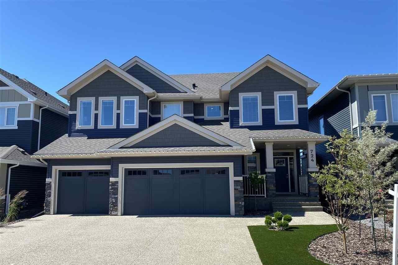 House for sale at 724 180 St SW Edmonton Alberta - MLS: E4203016