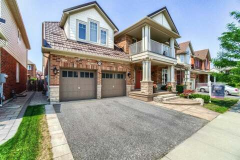 House for sale at 724 Boughton Cres Milton Ontario - MLS: W4823625