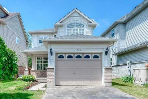 House for sale at 724 Brookmill Pl Waterloo Ontario - MLS: X4815152