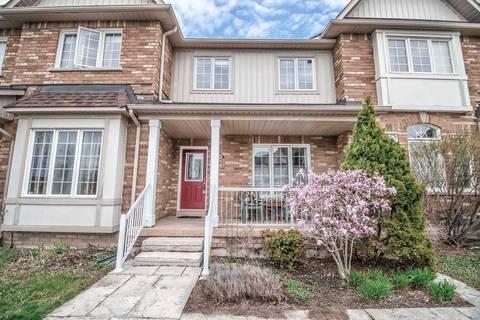 Townhouse for sale at 724 Bur Oak Ave Markham Ontario - MLS: N4444820