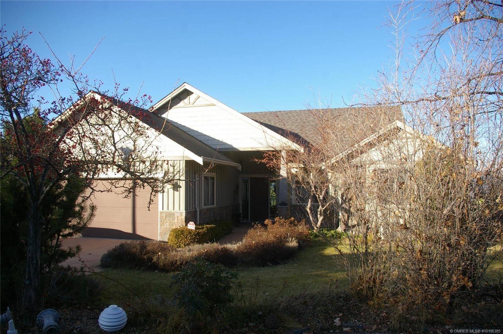 House for sale at 724 Cantina Ct Kelowna British Columbia - MLS: 10196385