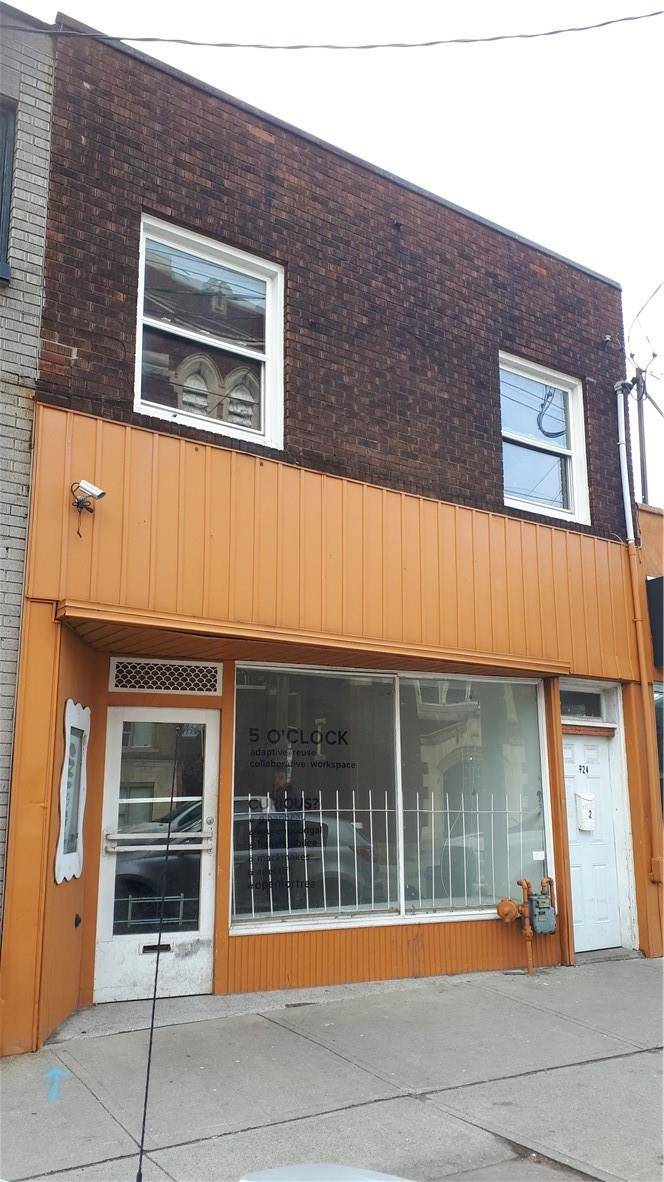 Commercial property for sale at 724 Main St E Hamilton Ontario - MLS: H4075525