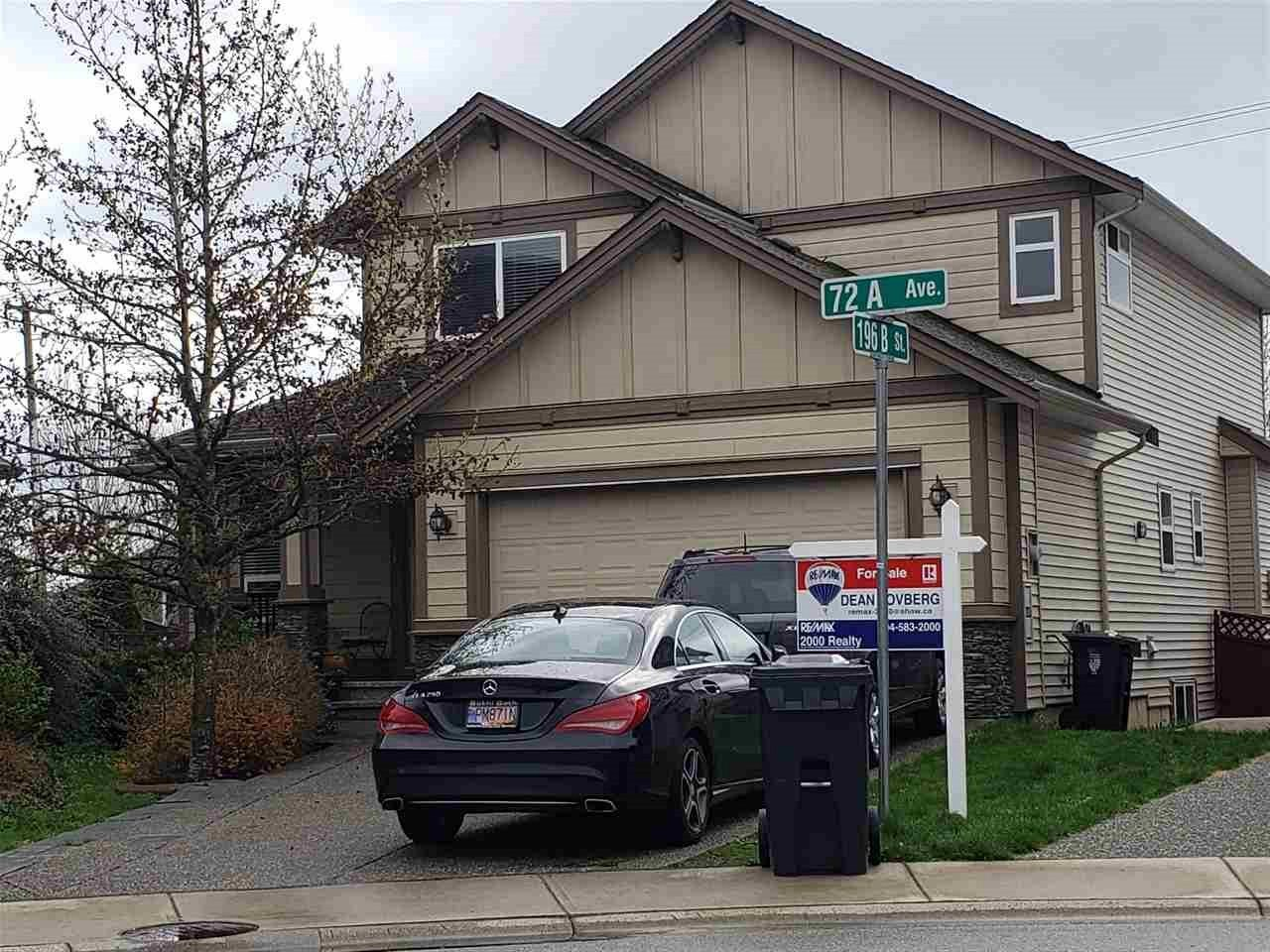 Removed: 7240 196b Street, Langley, BC - Removed on 2019-08-29 05:15:10