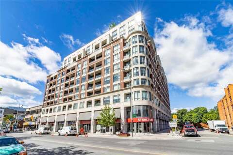Residential property for sale at 23 Glebe Rd Unit 725 Toronto Ontario - MLS: C4808630