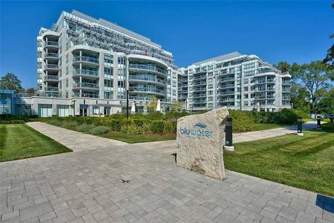 Condo for sale at 3500 Lakeshore Rd Unit 725 Oakville Ontario - MLS: W4605103