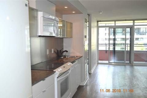 Home for rent at 4 Spadina Rd Unit 725 Toronto Ontario - MLS: C4482146