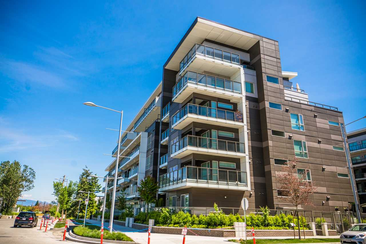 Sold: 725 - 7008 River Parkway, Richmond, BC