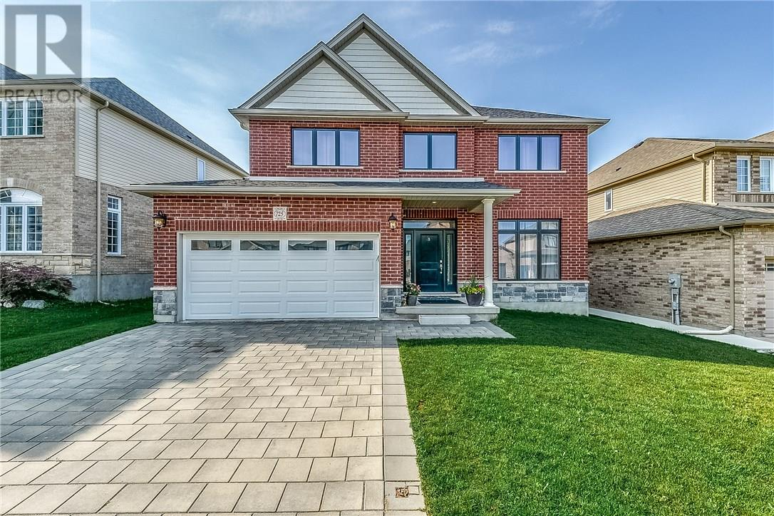 Removed: 725 Kleinburg Drive, London, ON - Removed on 2018-11-15 04:15:13
