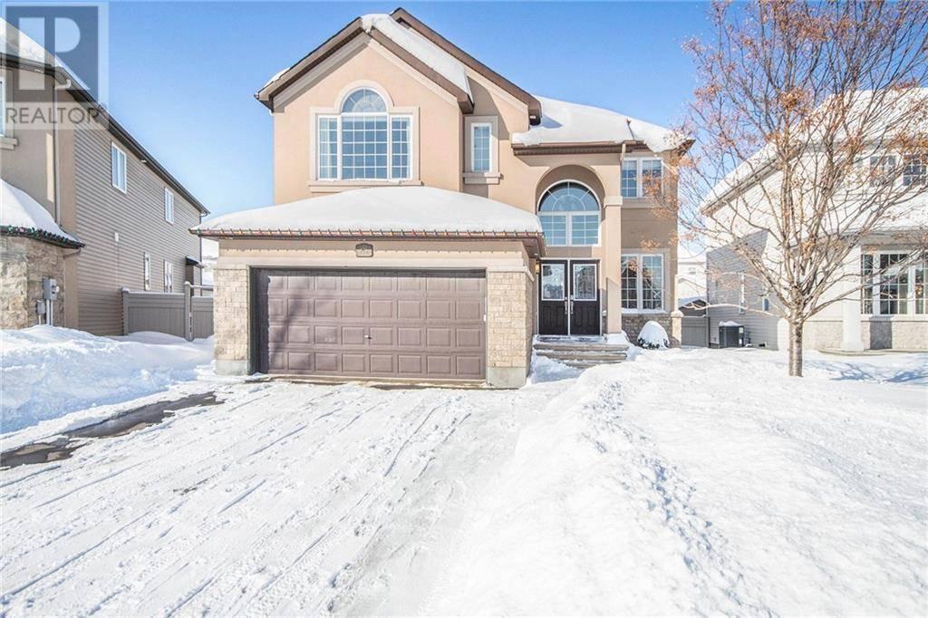 House for sale at 725 Pensacola Ct Ottawa Ontario - MLS: 1181960